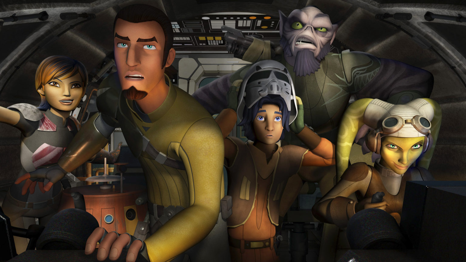 star wars rebels spark of rebellion premieres friday october 3 on