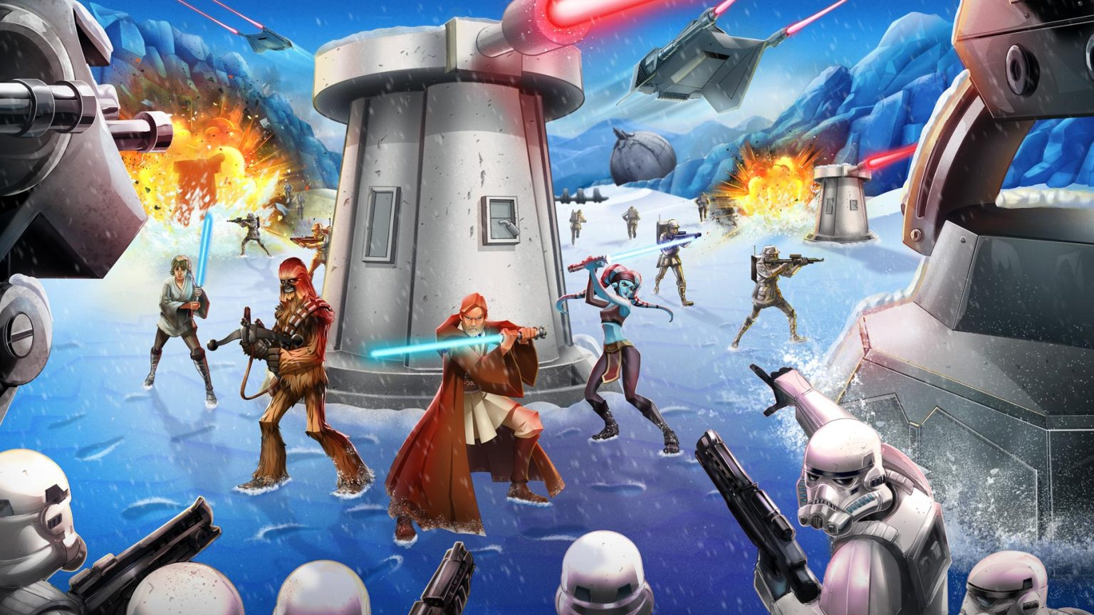 Star Wars ™: Galactic Defense for Android - APK Download