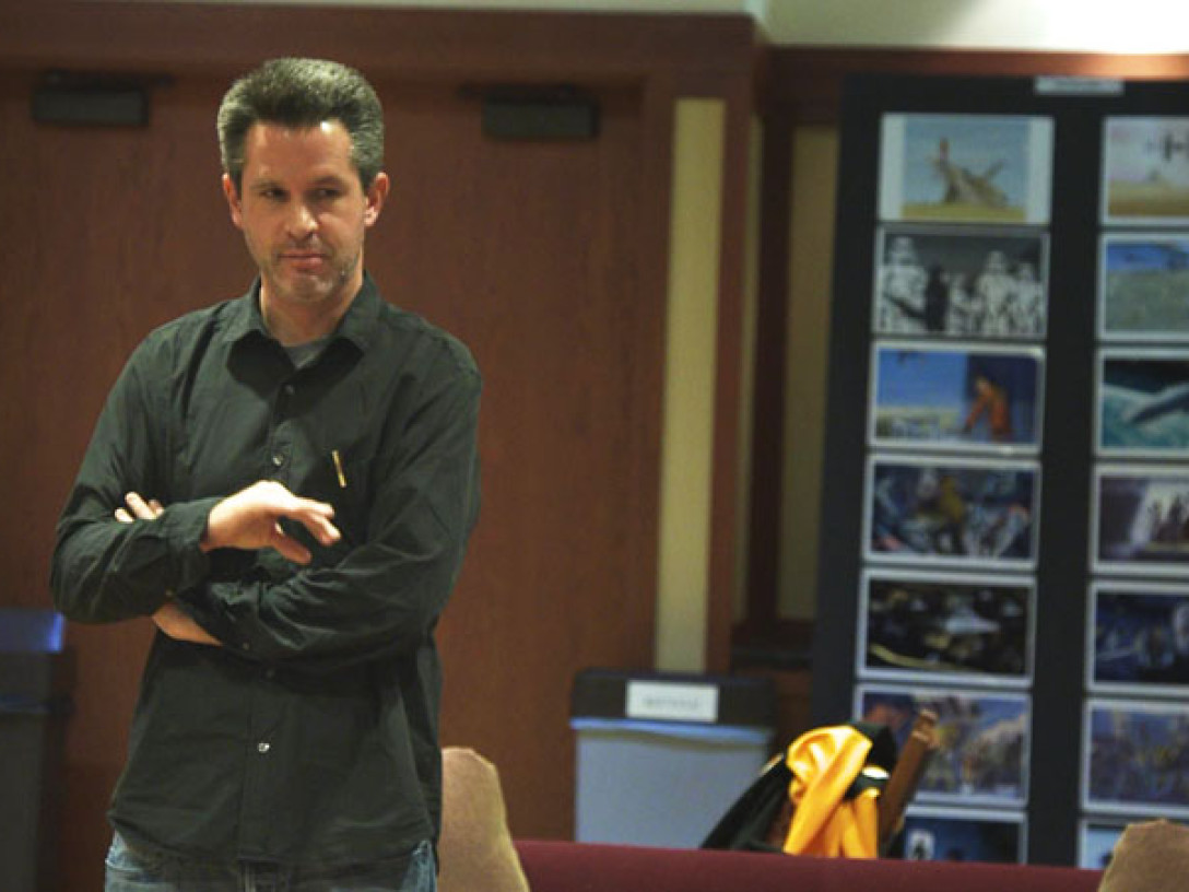 Simon Kinberg, executive prducer of Star Wars Rebels