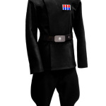 ANOVOS Imperial Officer Uniform - Black