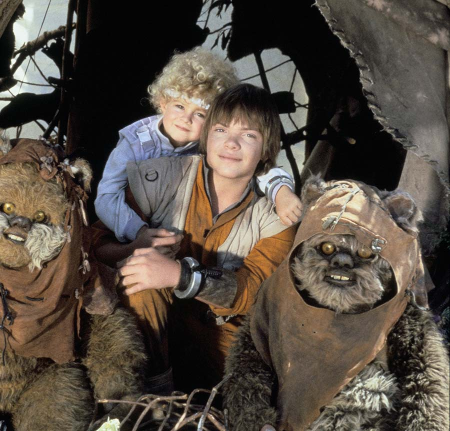 The Ewok Adventure