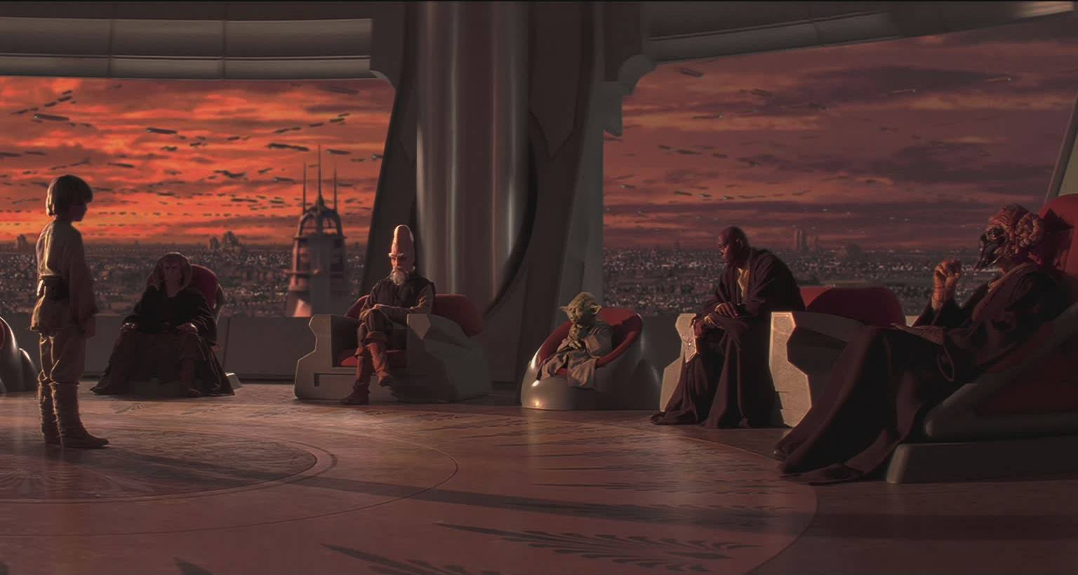 The Jedi Council Who S Who Starwars Com