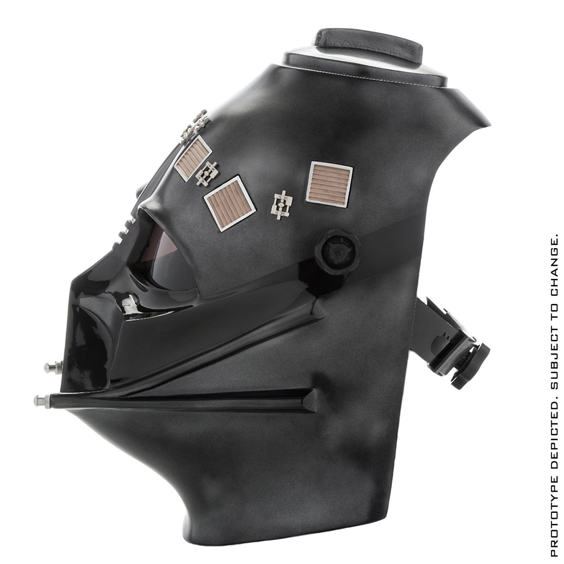 anovos 39 tie pilot costume and darth vader helmet. Black Bedroom Furniture Sets. Home Design Ideas