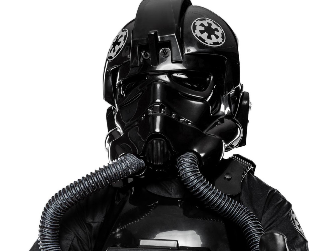 ANOVOS TIE fighter pilot costume