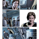 Star Wars #1 preview page