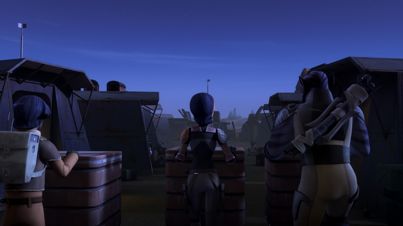 Tarkintown - Star Wars Rebels