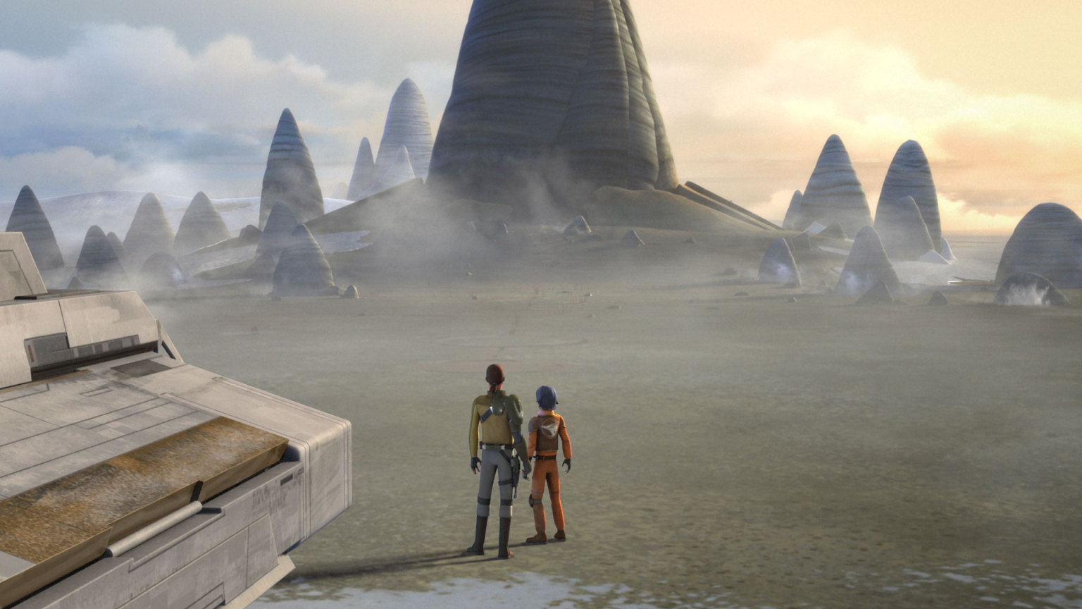 Star Wars Rebels - Path of the Jedi