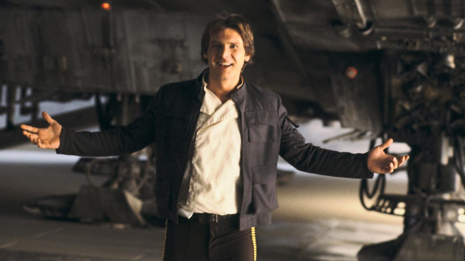Harrison ford character quotes