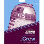 R2-D2 Star Wars Celebration badge
