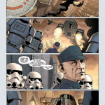 Star Wars #1, preview page 1