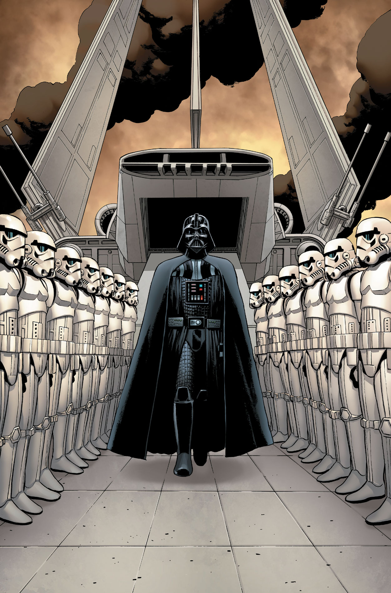 6 things you don 39 t know about star wars 1. Black Bedroom Furniture Sets. Home Design Ideas