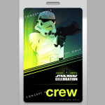 Stormtrooper Star Wars Celebration badge