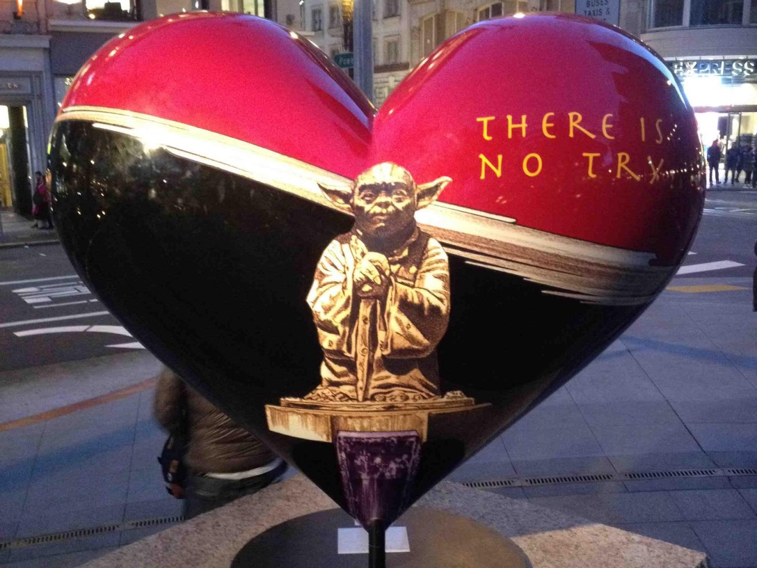Yoda - Hearts in San Francisco