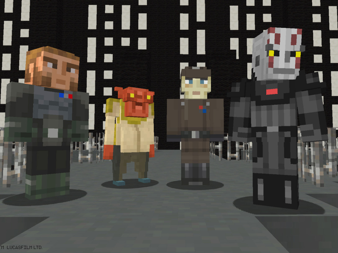 Star Wars Rebels for Minecraft