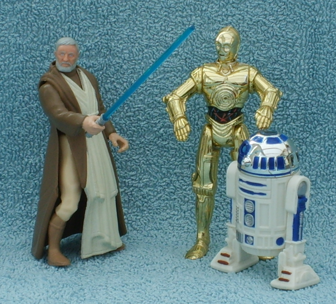 Toys Star Wars : Power of the force star wars action figures starwars