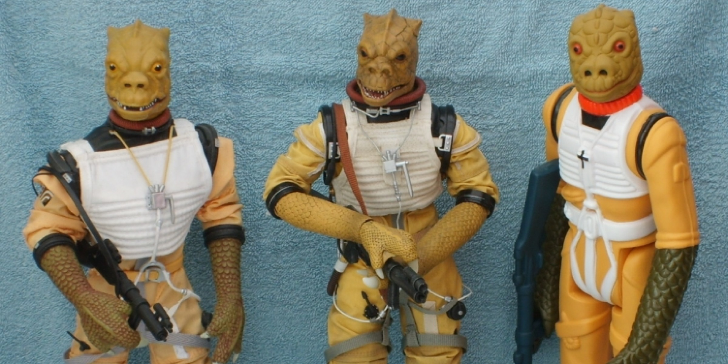 We Need That Scum A Guide To Bossk Collecting Starwars Com
