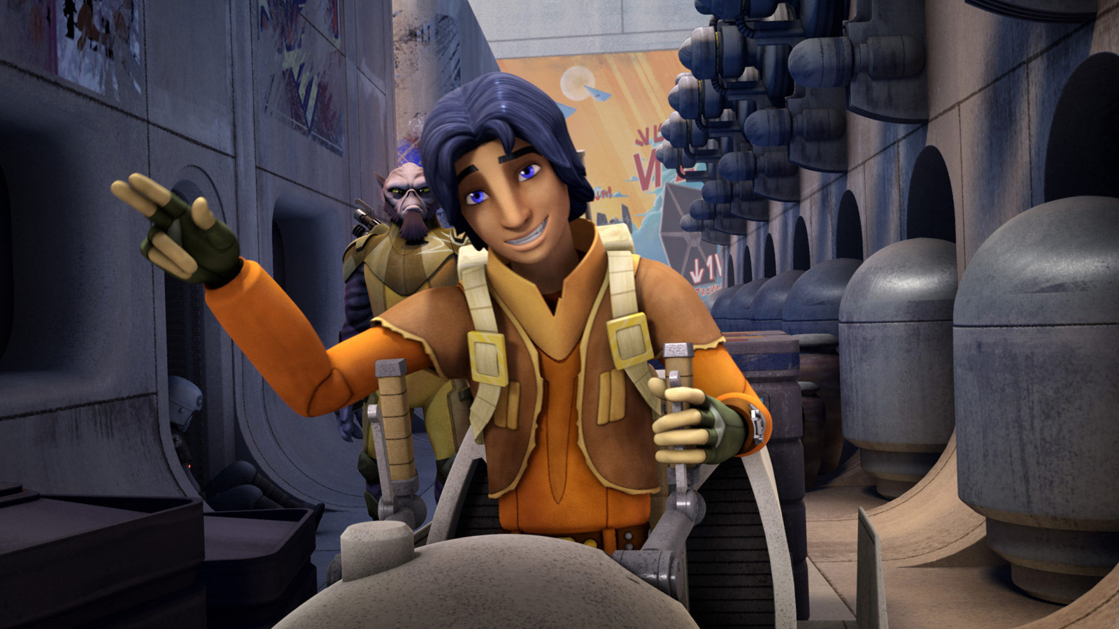 What To Do While Star Wars Rebels Is In The Off Season Starwars Com