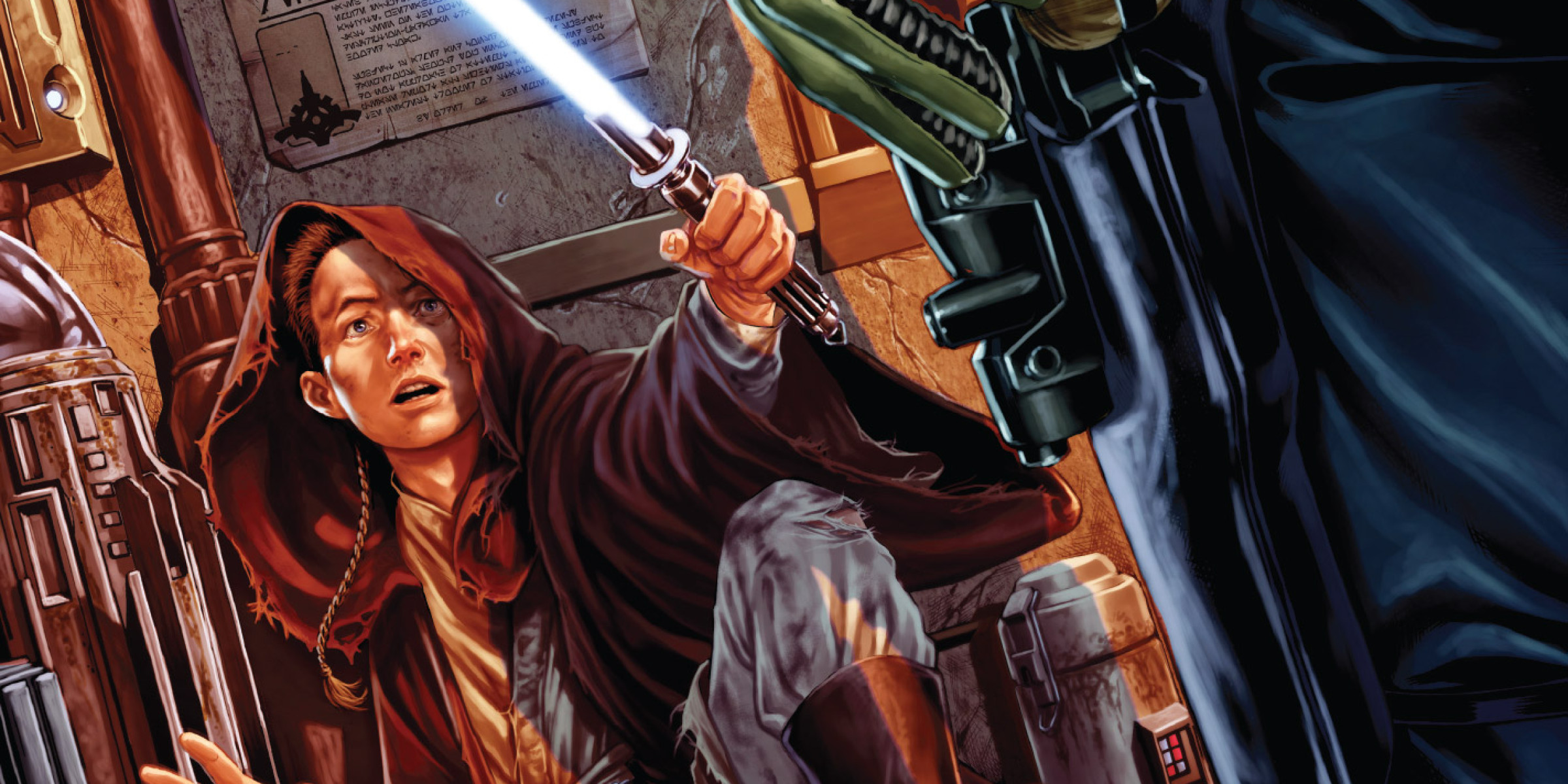 Kanan: The Last Padawan #2 cover