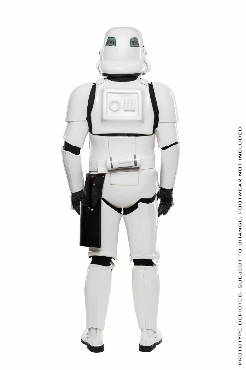 ANOVOS stormtrooper costume  sc 1 st  StarWars.com : storm troopers costumes  - Germanpascual.Com