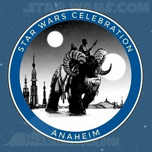 Star Wars Celebration 2015 - Bantha Tracks logo