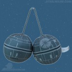 "Plush Death Star ""Dice"""