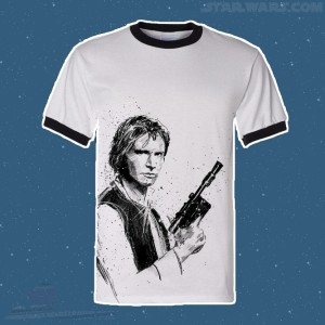 Star Wars Celebration 2015 - Han Solo Shirt