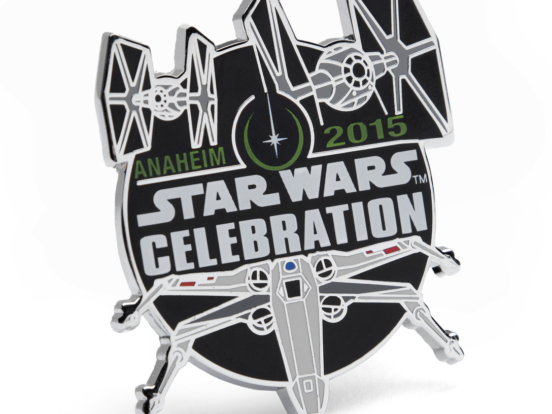 Star Wars Celebration Exclusive ThinkGeek Pin