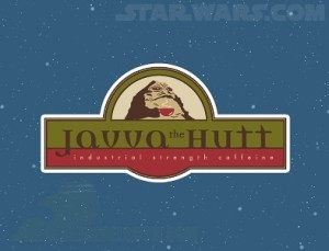 Star Wars Celebration 2015 - Javva the Hutt Logo Patch