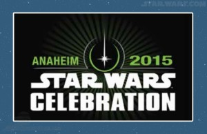 Star Wars Celebration 2015 - Logo Patch