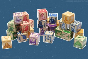Star Wars Celebration 2015 - Blocks