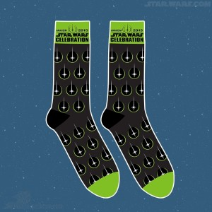 Star Wars Celebration 2015 - Socks
