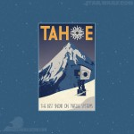 Tahoe Travel Poster