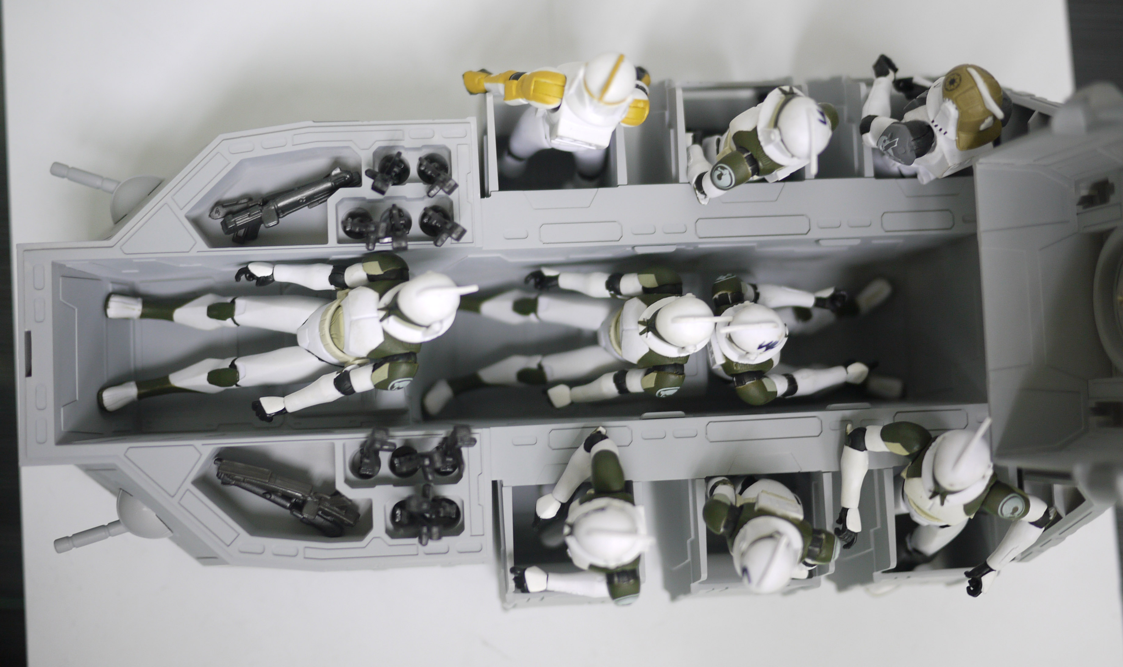 Imperial Transport toy