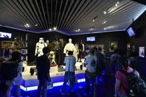Star Wars Visions - Life-size Star Wars figures