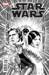 Star Wars #5 cover