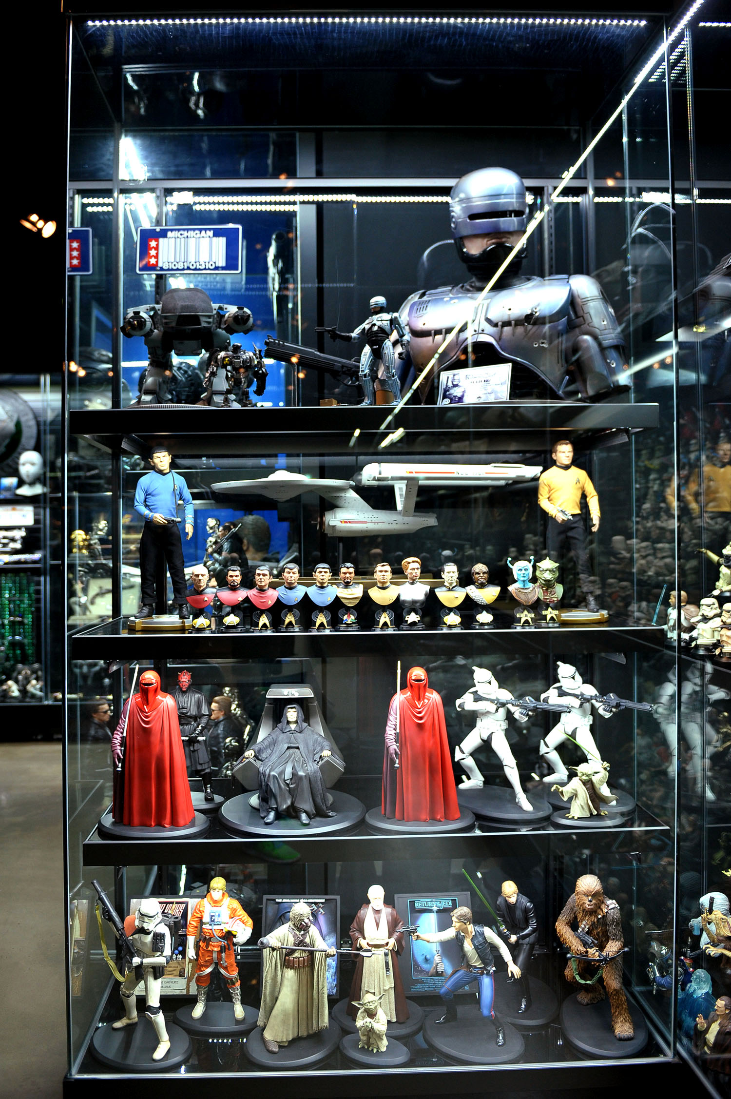 A Collection Of The Most: Inside Cho Woong's Amazing Star Wars Collection