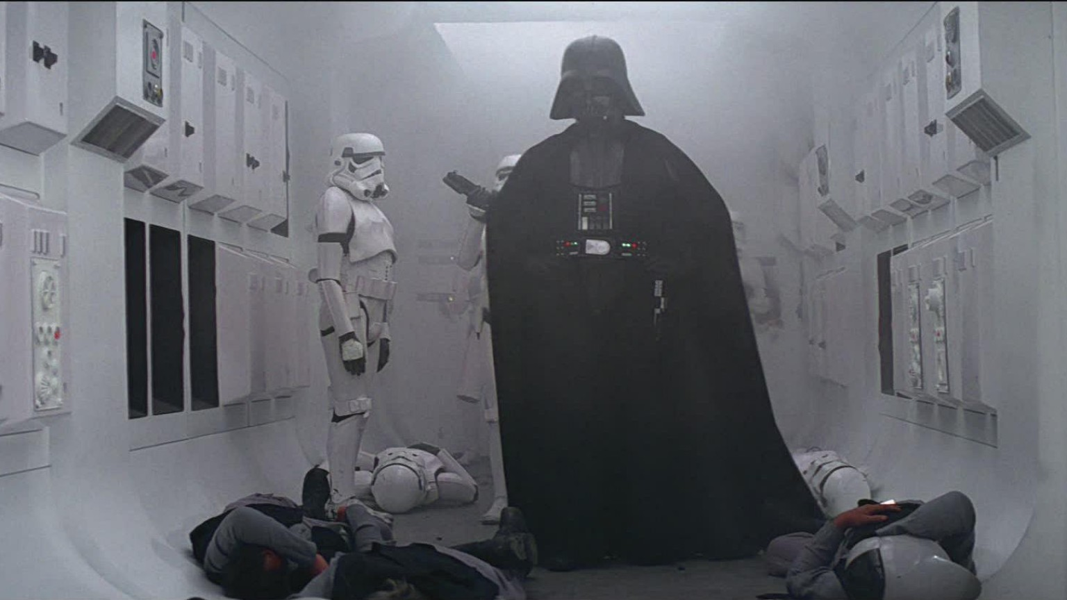Darth Vader From Concept To Screen Starwars Com
