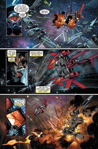 Kanan: The Last Padawan #3 - Caleb Dume flees attackers
