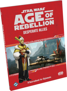 Star Wars Age of Rebellion - Cover