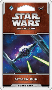 Star Wars The Card Game - Cover