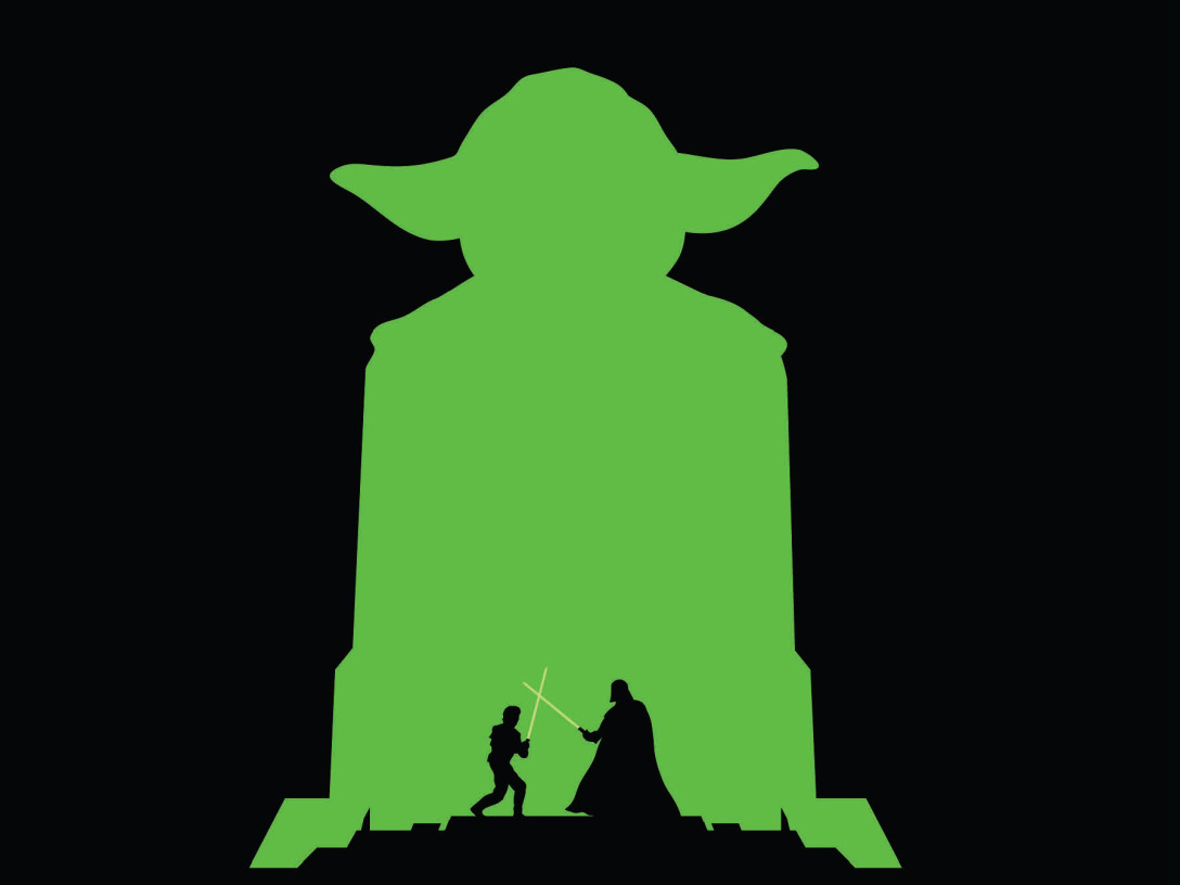 Novel cover - The Empire Strikes Back