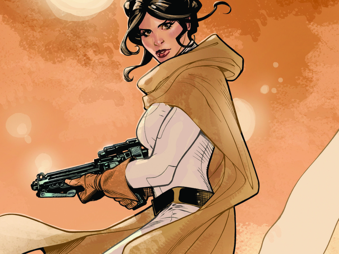 Princess Leia #5 cover