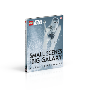 LEGO Star Wars: Small Scenes from a Big Galaxy - cover