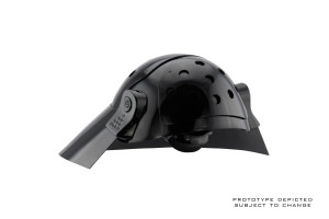 Imperial trooper helmet - front