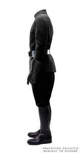 Imperial trooper uniform - side