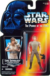 Kenner - Luke Skywalker (Dagobah)