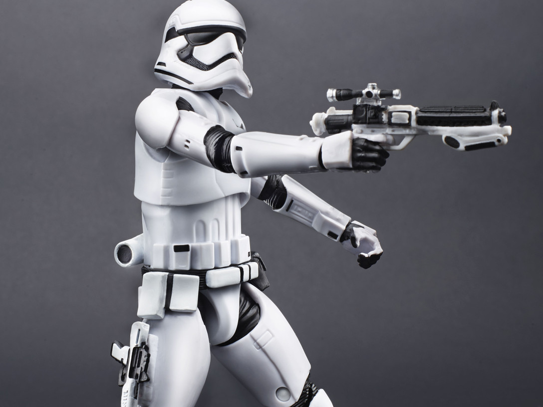 Hasbro Black Series First Order Stormtrooper