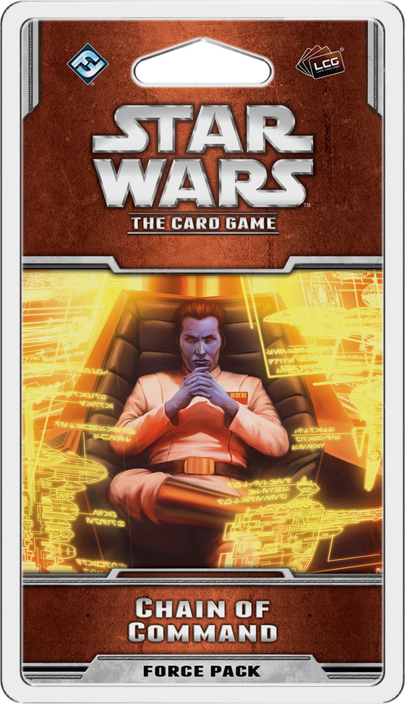 Star Wars: The Card Game cover