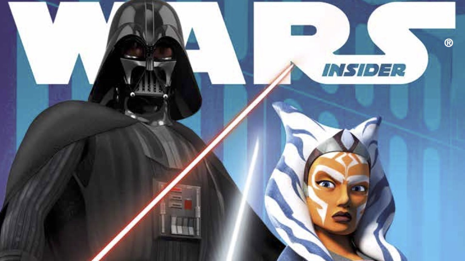 Star Wars Insider - Ahsoka and Vader