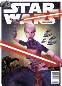 Star Wars Insider Asajj Ventress